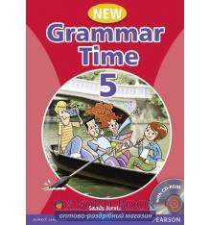 Учебник Grammar Time 5 New Students Book with CD ISBN 9781405867016