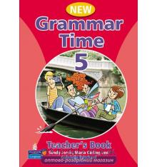 Книга для учителя Grammar Time 5 New Teachers Book ISBN 9781405852791
