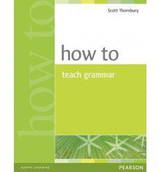 Книга How to Teach Grammar New ISBN 9780582339323