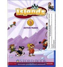 Islands 5 Active Teach