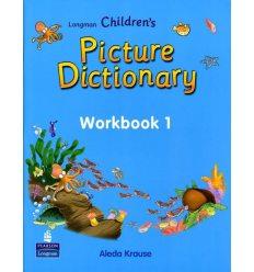Longman Dictionary Children's Picture Workbook 1