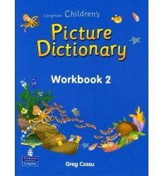 Longman Dictionary Children's Picture Workbook 2