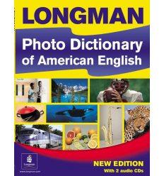 Longman Dictionary Photo American with CD