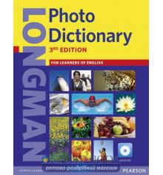 Longman Dictionary Photo British with CD 3d Ed