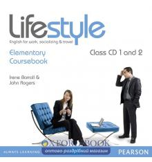 Lifestyle Elementary Class CDs ISBN 9781405863735