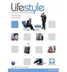 Учебник Lifestyle Elementary Students Book with CD ISBN 9781408237113