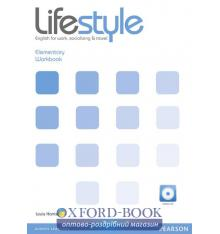 Lifestyle Elementary Workbook with CD