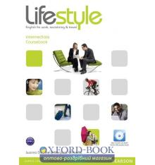 Lifestyle Intermediate Student's Book with CD