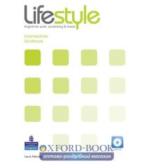Lifestyle Intermediate Workbook with CD