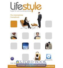 Lifestyle Pre-Intermediate Student's Book with CD