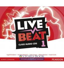 Live Beat 1 Class CD ISBN 9781447952589
