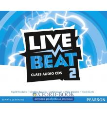 Live Beat 2 Class CD ISBN 9781447952718