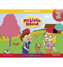 Рабочая тетрадь My Little Island 2 Workbook with Songs with Chants CD ISBN 9781447913597