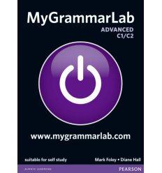 Учебник MyGrammarLab Advanced C1/C2 Students Book - key ISBN 9781408299128