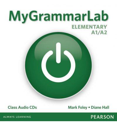 MyGrammarLab Elementary A1/A2 Audio CDs ISBN 9781408299272