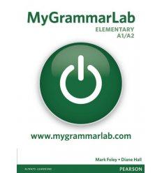 Учебник MyGrammarLab Elementary A1/A2 Students Book - key ISBN 9781408299142