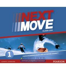 Next Move 1 CD ISBN 9781408293539