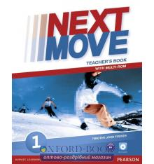 Книга для учителя Next Move 1 Teachers Book with CD ISBN 9781447943563