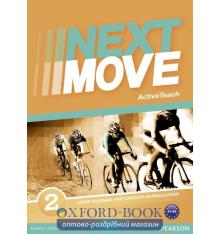Книга Next Move 2 Active Teach ISBN 9781408293782