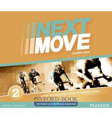 Next Move 2 CD ISBN 9781408293546