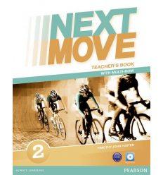 Next Move 2 Teacher's Book with CD