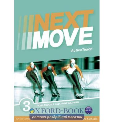 Книга Next Move 3 Active Teach ISBN 9781408293799