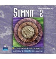 Summit 2nd Edition 2 Class CDs ISBN 9780132607971