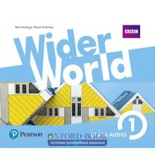 Wider World 1 Class CD ISBN 9781292106298