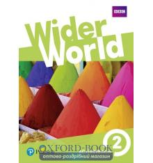 Книга Wider World 2 Active Teach ISBN 9781292106595