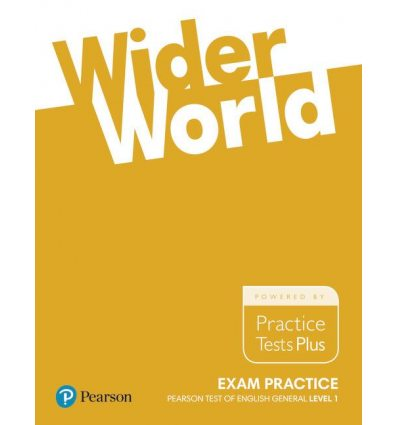 Книга Wider World Exam Practice 1 ISBN 9781292148847