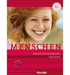 Тесты Menschen A1 Testtrainer mit Audio-CD ISBN 9783190319015