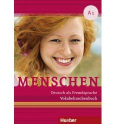 Книга Menschen A1 Vokabeltaschenbuch ISBN 9783197319018