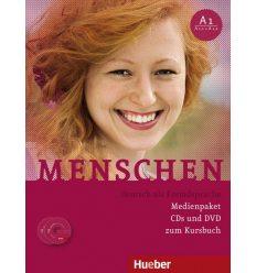 Книга Menschen A1 Medienpaket ISBN 9783192019012