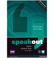 Книга Speakout Starter Students Book and DVD/Active Book Multi Rom Pack ISBN 9781408291818