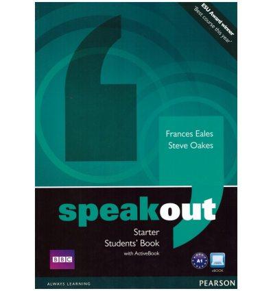 SpeakOut Starter Student's Book