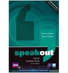 SpeakOut Starter Student's Book