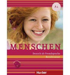 Menschen A1 Berufstrainer mit Audio-CD ISBN 9783199619017
