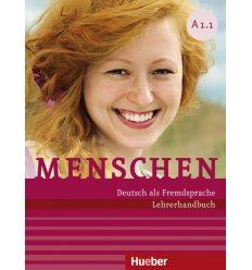 Книга для учителя menschen a1 1 lehrerhandbuch ISBN 9783194719019