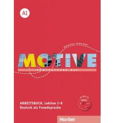 Рабочая тетрадь Motive A1 Arbeitsbuch Lektion 18 Herbert Puchta Dr ISBN 9783190318803