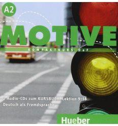Учебник Motive CDs z. Kursbuch A2 Lektion 918 Herbert Puchta Dr ISBN 9783190618811