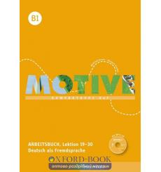 Motive B1 Arbeitsbuch, Lektion 19–30 mit MP3-Audio-CD