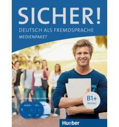Книга Sicher! B1+ Medienpaket ISBN 9783191012069
