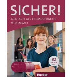 Книга Sicher! B2 Medienpaket ISBN 9783191012076