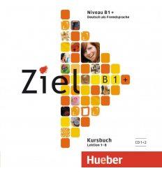 Учебник Ziel B1+ 2 Audio-CDs zum Kursbuch ISBN 9783190316762