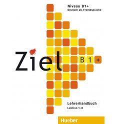 Книга для учителя Ziel B1+ Lehrerhandbuch ISBN 9783191316761