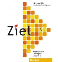 Рабочая тетрадь Ziel B1+ Arbeitsbuch – Losungen ISBN 9783191816766