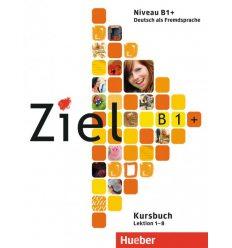 Учебник Ziel B1+ Paket Kursbuch und Arbeitsbuch mit Lerner-CD-ROM ISBN 9783192116766