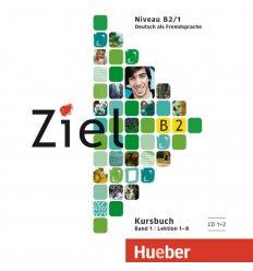 Учебник Ziel B2, Band 1, Lektion 1-8 2 Audio-CDs zum Kursbuch ISBN 9783190316748