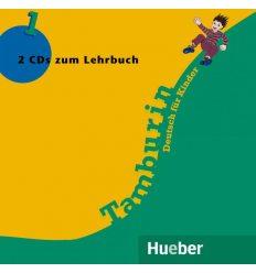 Tamburin 1 Audio-CDs zum Lehrbuch