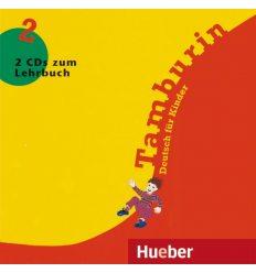 Tamburin 2 Audio-CDs zum Lehrbuch